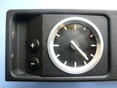 Polished Ali Dial ring  (BMW Clock)