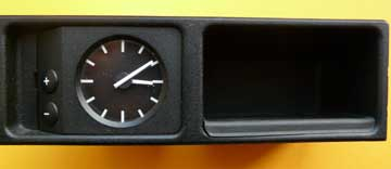 BMW Clocks