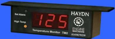 TM-2 Temperature Gauge/Alarm